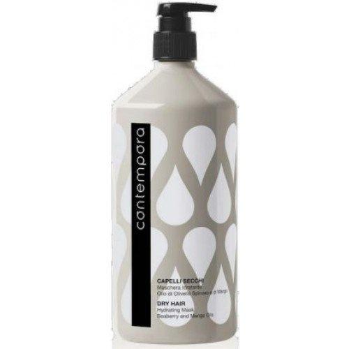Маска универсальная для всех типов волос с маслом облепихи и маслом маракуйи